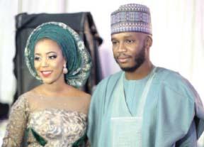 The Regal Wedding Of Sidikka Sanusi And Abubakar Kurfi In Kano, Nigeria