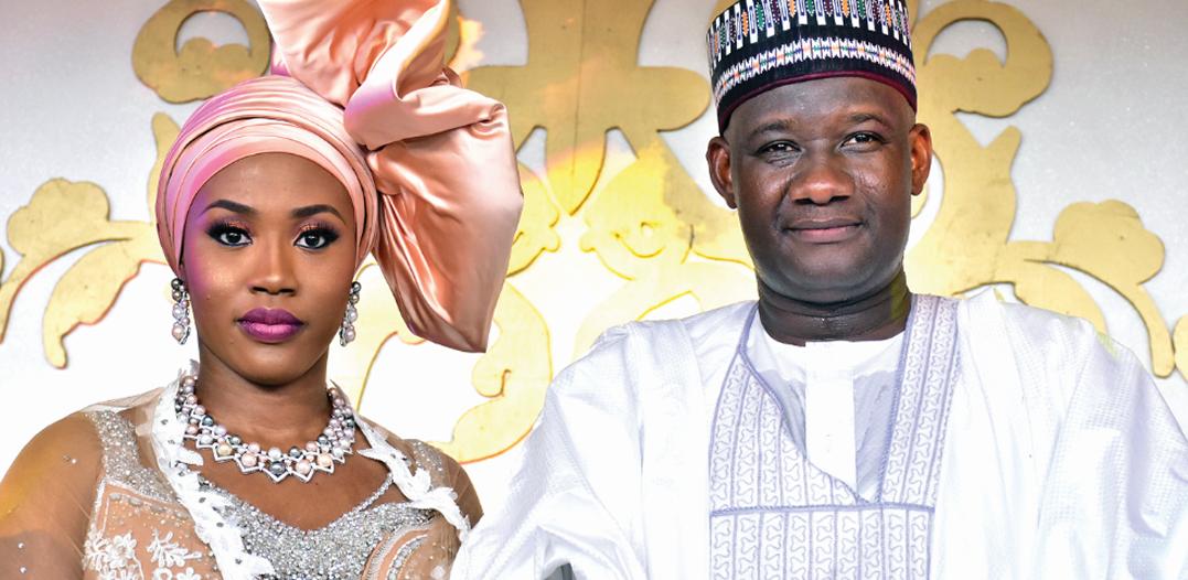 (Rtd) General Ibrahim Badamasi Babangida's Daughter Weds