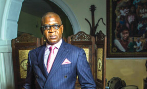 Dr. Adebola Akindele is Lagos State Man of the Year 2017