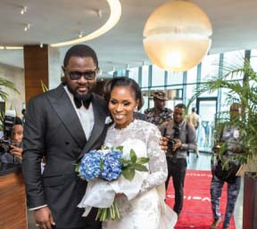 Olabisi Abike Folawiyo Weds Prince Aderemilekun Sijuwade