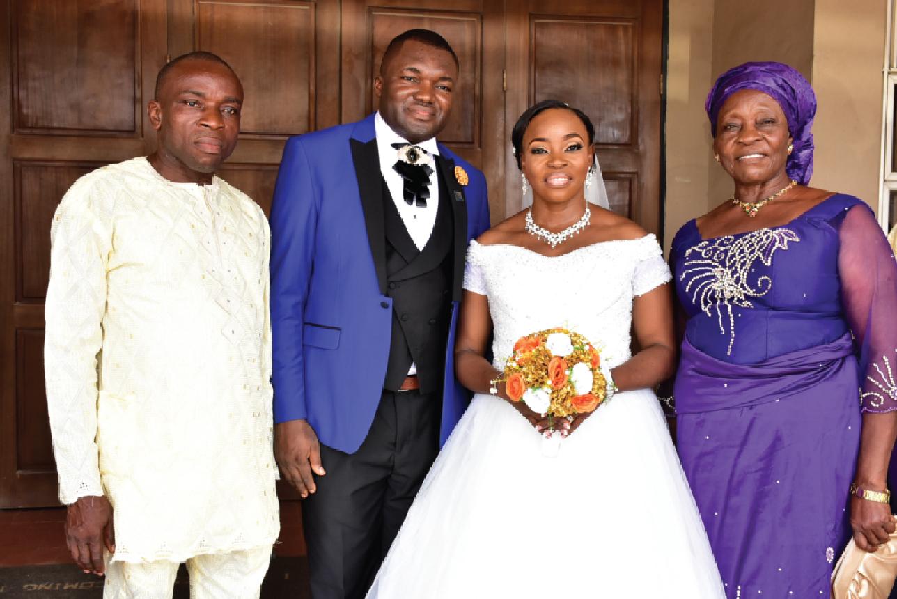 The Lively Wedding Of Dr. Barth Ufoegbunam And Ijeoma Ezike In Lagos